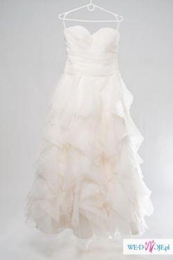 Piękna i lekka Suknia ślubna Julia Rosa model 332