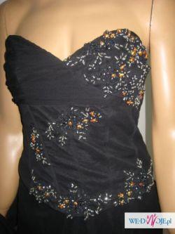 Piękna i wyjątkowa suknia wieczorowa**Nowa**Okazja**
