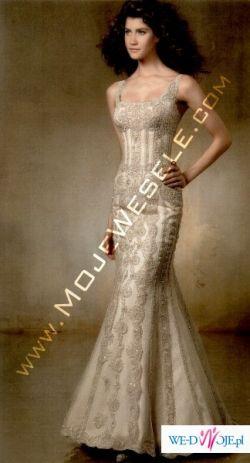 piękna koronkowa suknia ze sklepu Madonna