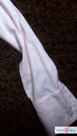 Piekna koszula MARKS&SPENCER w KOLORZE DELIKATENEGO RÓŻU