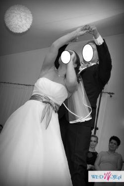 Piękna, lekka suknia ślubna!!!