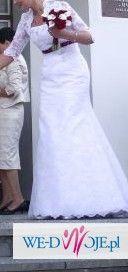 """Piękna  """"Nina"""" z kolekcji 2011 Mystic Bridal"""