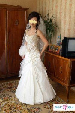 "Piękna, oryginalna i seksowna suknia ""Serenada"""