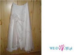 Piękną spodnica ślubną firmy ANNALISA