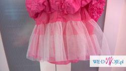 piekna sukienka dla dziewczynki na okazje