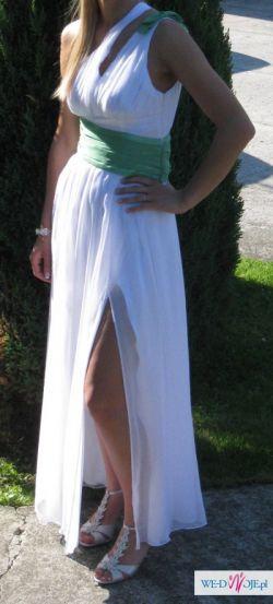 Piękna sukienka idealna np. na drugi dzień wesela!