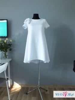 piękna sukienka na cywilny!!