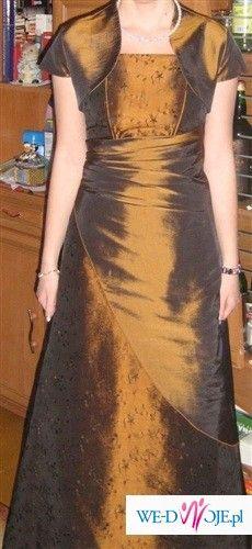 Piekna sukienka wieczorowa!!!!!!!!!!!!!!