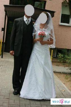 piękna suknia 176 cm