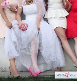 piekna suknia 38-42