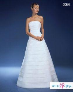 Piękna suknia Cymbeline Paris Cedrine