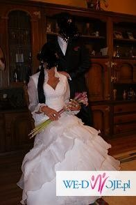 Piękna suknia dla Księżniczki+ dodatki