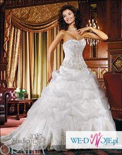 Piękna suknia dla prawdziwej księżniczki od Eddy K