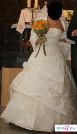 Piękna suknia ELIZABETH-KONIN model 931T