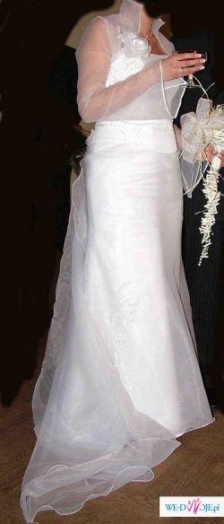 Piękna suknia firmy CLASSA