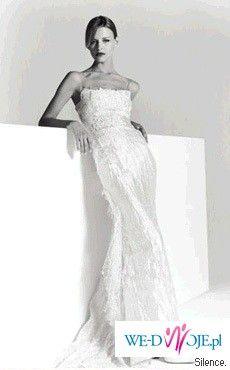 Piękna suknia  firmy Cymbeline