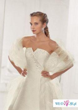 Piękna suknia firmy La Sposa