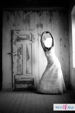 Piękna suknia firmy Margarett- Collezione Novello- Nuovo