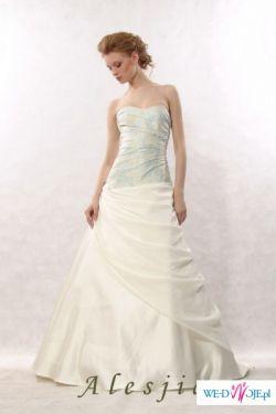 Piękna suknia firmy PAPILIO