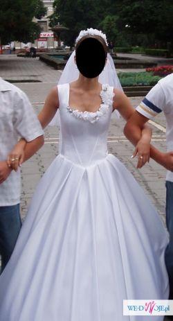 Piękna suknia i dużo gratisów! Zapraszam :)