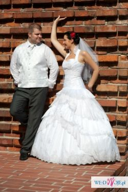 Piękna suknia JENNIFER VAIANO - PROMOCJA!!!