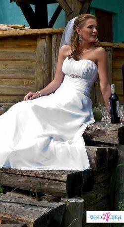 Piękna suknia!!!JULIA ROSA 96!!!