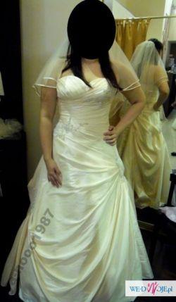 Piękna suknia kolekcji Ronalda Joyce UK!
