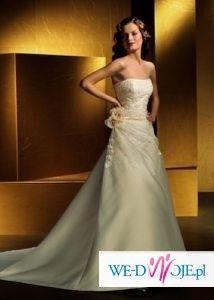 Piękna suknia La Sposa-Geiser