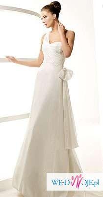 piękna suknia La Sposa Labor 2011