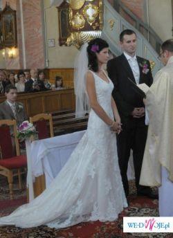 Piękna suknia LA SPOSA model SONAR