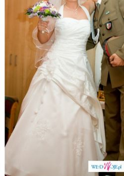 Piękna suknia Lena Annais Bridal