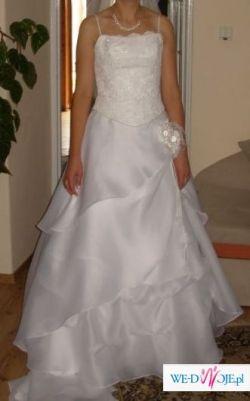 Piękna suknia LISA FERRERA