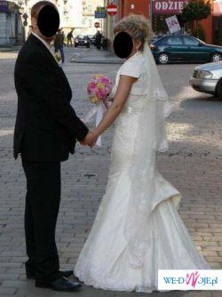 Piękna suknia 'Marys' firmy Annais [Wrocław]