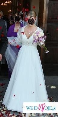Piękna suknia, Mateja 916!!! POLECAM