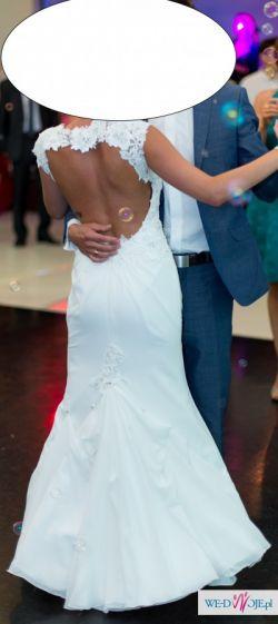 Piękna suknia Mon Cheri Tony Bowls