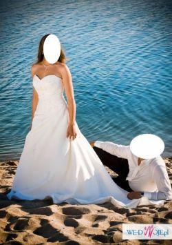 Piękna suknia Mori Lee 2105