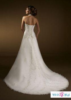 Piękna suknia Mori Lee 2164