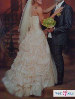 "Piękna suknia ,,PALOMA"" 2010"