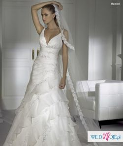 Piękna suknia Pronovias Hamlet roz. 38