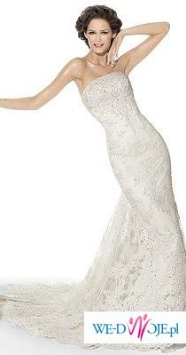 Piękna suknia Pronovias India