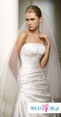 Piękna suknia Pronovias Roble!!!