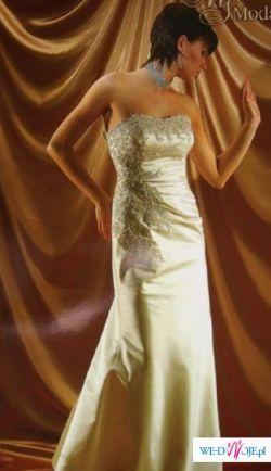 Piękna suknia Rita firmy Ms Moda