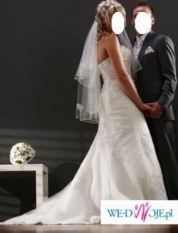 Piękna suknia Sincerity 3143