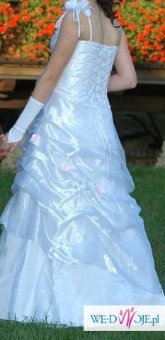 ***Piękna Suknia Ślubna***