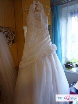 Piękna suknia ślubna!!