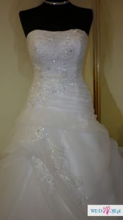 *** Piękna Suknia Ślubna ***
