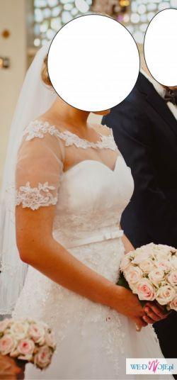 Piękna suknia ślubna 2015