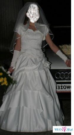 Piękna Suknia Slubna!!!!!!!!!!!