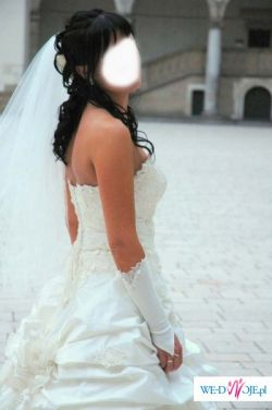 Piekna suknia ślubna !!!