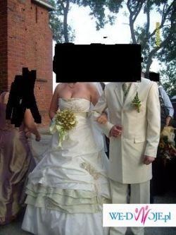 Piekna suknia slubna !!!!